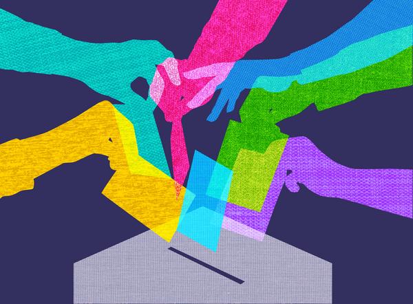 Få styr på partiet, talen og argumenterne, og se, hvordan klassen fordeler sig politisk.