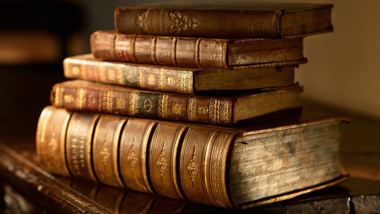 Litteraturhistorie